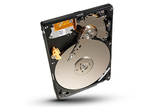 The Seagate Momentum Laptop Hard Drive. (Image Source: Seagate)