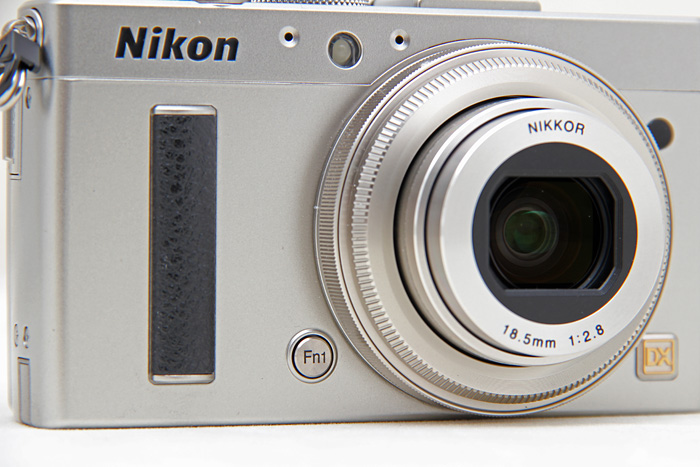 The Fn1 is on the front of the camera, and it's hard to reach with either hand while shooting.