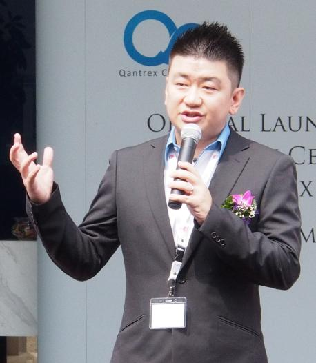 Derrick Tan, Chief Operating Officer, Qantrex Corporation Sdn Bhd