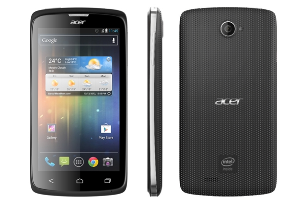 The Intel-powered Acer Liquid C1 is an entry-level Android smartphone that delivers decent performance for its price tag.