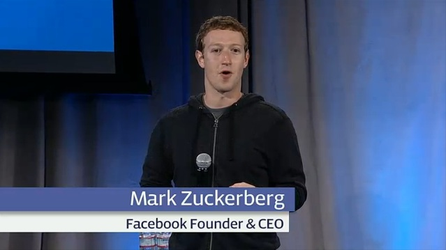 """We're not building a phone, we're not building an OS, we're building something a lot deeper than just an ordinary app"" - Mark Zuckerberg"