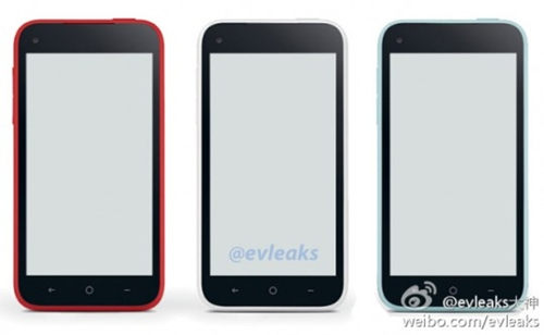 More color options to choose for the HTC First. <br>Image source: @evleaks
