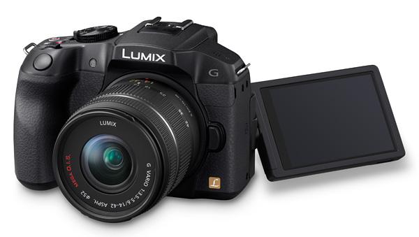 Panasonic's New LUMIX G6 Mirrorless System Camera ...