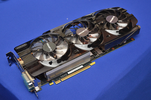 This is the first card we've seen based on the NVIDIA GeForce GTX TITAN that sports a custom cooling solution
