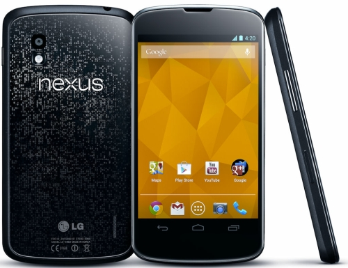 Is an updated Nexus 4 coming our way, sources say very likely. <br>Image source: Google