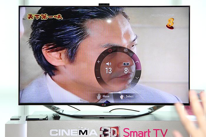 LG Announces Its 2013 Cinema 3D Smart TV Lineup for Singapore