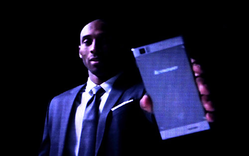 """Walang iwanan"" said Kobe Bryant in his video presentation."