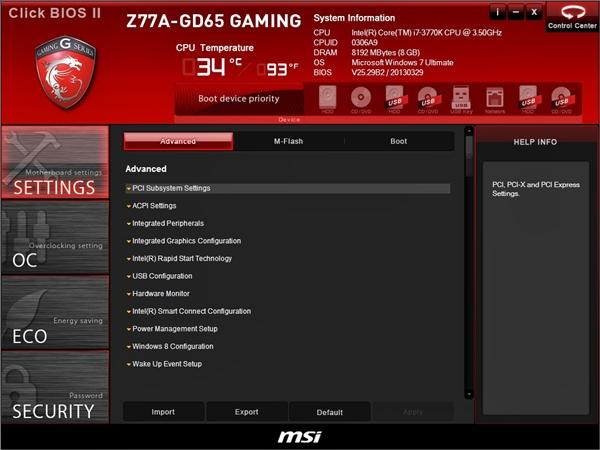 msi control center 2 download windows 7