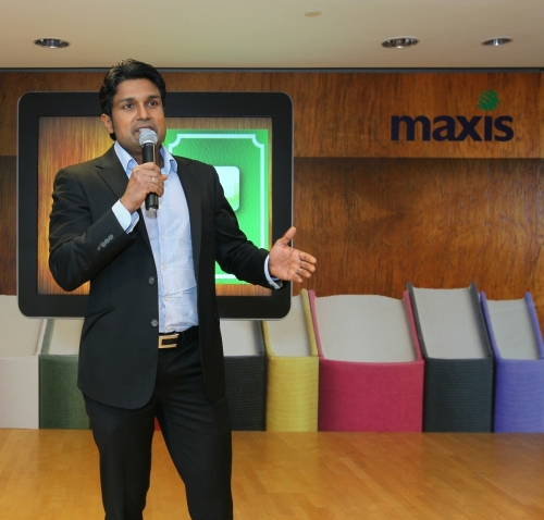 T. Kugan, Maxis' Head of Product, Device, Innovation and Roaming