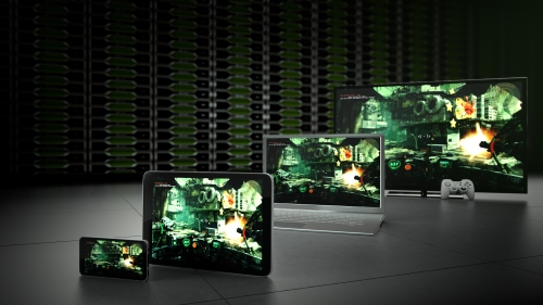 With NVIDIA GRID, gamers can literally game wherever they go and on whatever device they want