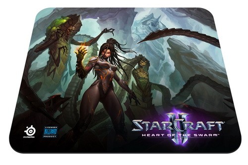 SteelSeries StarCraft II Heart of the Swarm Mousepad