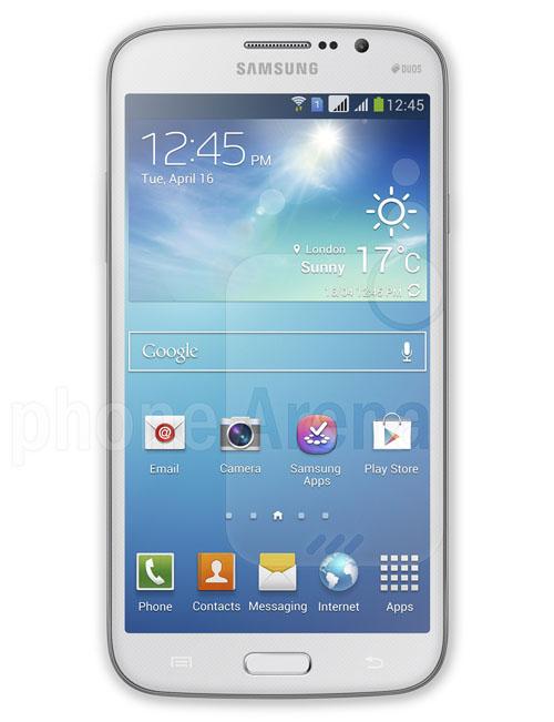 6.3-inch Samsung Galaxy Mega