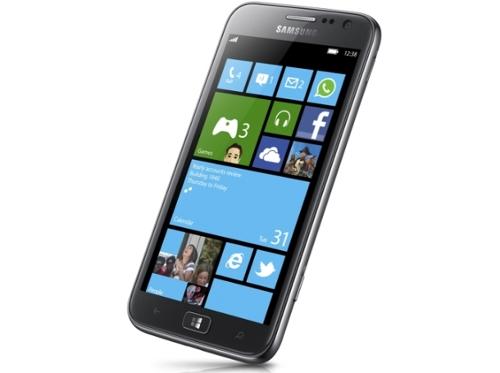 The Samsung ATIV S