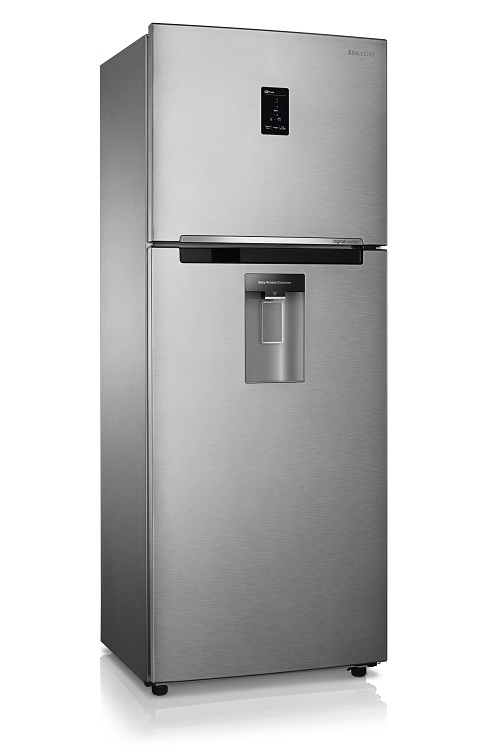 Here's a better look at Samsung's two-door refrigerator
