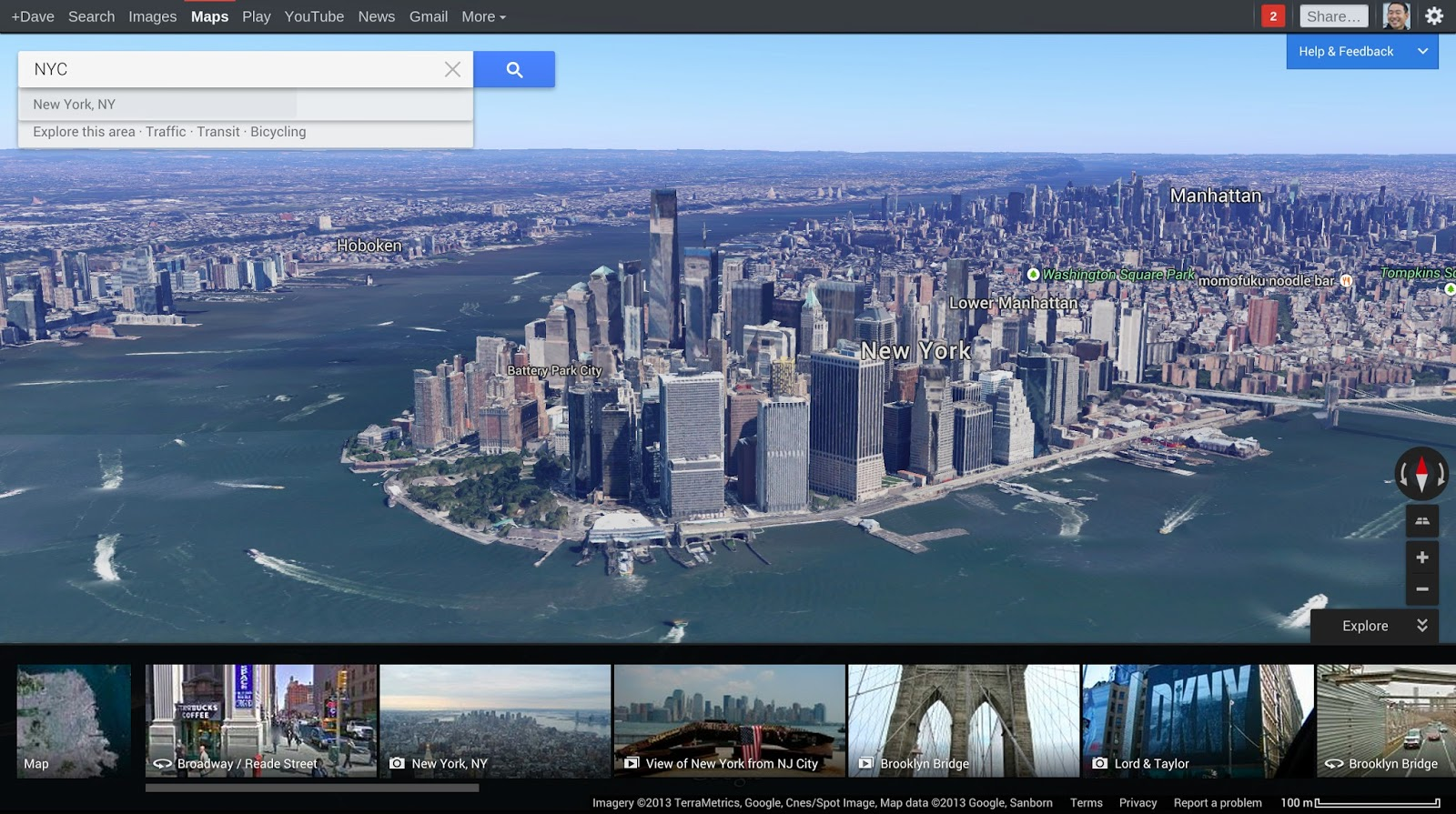 Handson With The New Google Maps HardwareZonecomsg - Google 3d maps live