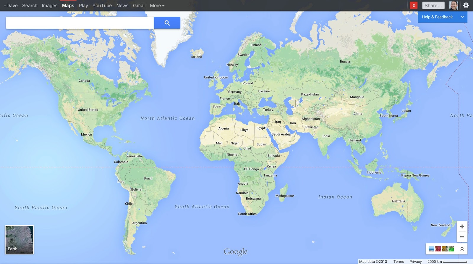 The new Google Maps uses vector-based maps that download and display more quickly.