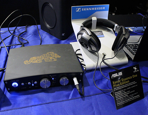 The Xonar Essence One Plus is targeted at more savvy users who wants to roll op-amps to customize their listening experience.