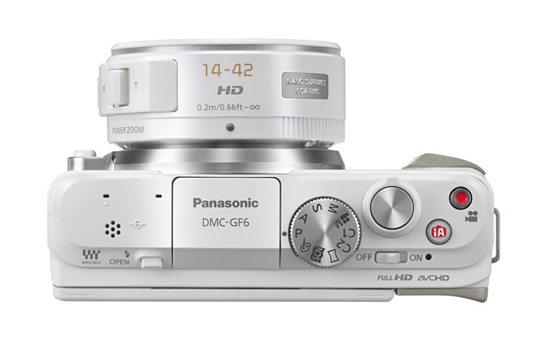 Panasonic LUMIX GF6 to Come with Wi-Fi and NFC