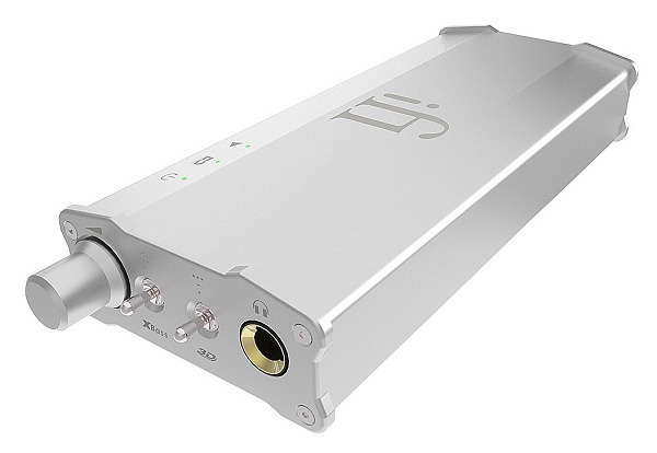 The iFi Micro iCan is a portable amplifier which seeks to help you drive your high impedance headphones.