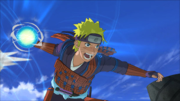 Naruto Shippuden: Ultimate Ninja Storm 3 is a game developed by Namco Bandai studios.