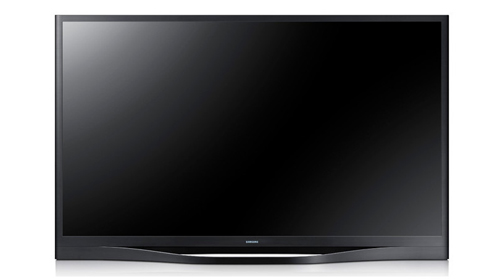 The Samsung Series 8 F8500 has a unique stand which will not be available with any of the other models.