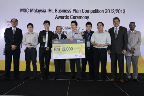 Mdec business plan