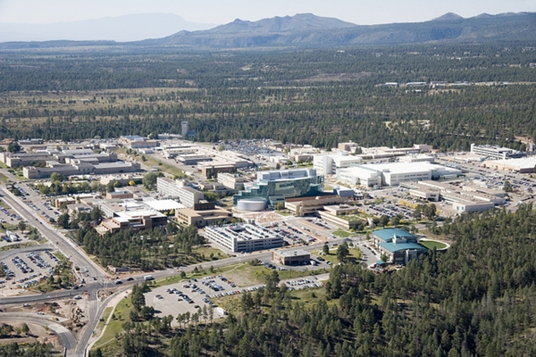 Los Alamos National Labs (Image Source: Los Alamos National Labs)