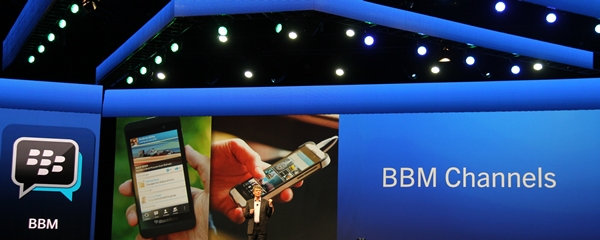 BBM Channels can be interpreted as a natural extension of BBM Groups.