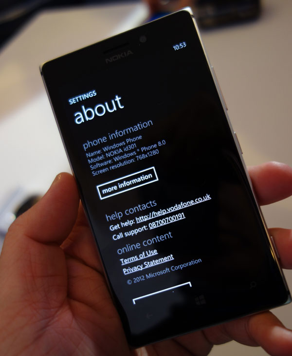 The Lumia Amber update is due sometime in July this year.