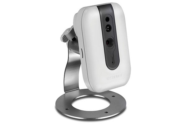 TRENDnet TV-IP762IC cloud camera. (Image source: TRENDnet.)
