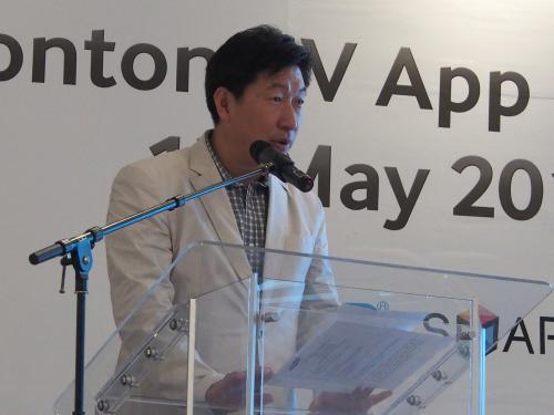 Kwon Jae Hoon, Managing Director, Samsung Malaysia Electronics (SME)