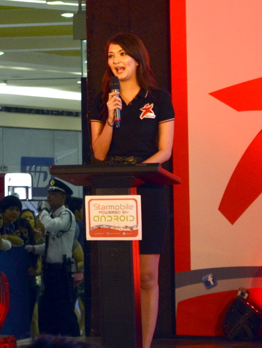 Katrina Tioseco, Starmobile's Consumer Marketing Head
