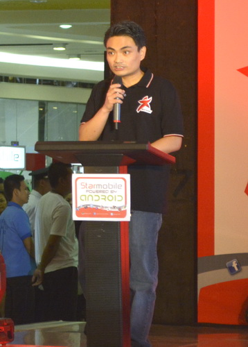 Elijah Chito Mendoza, Starmobile's Product Marketing Manager