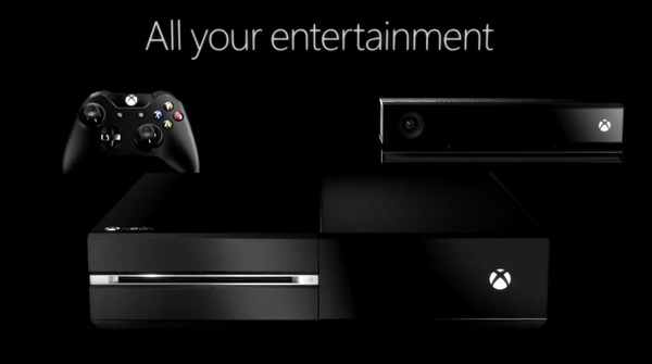 """All your entertainment."" That is exactly what Microsoft hopes to achieve with the Xbox One."