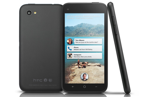 The HTC First is a Facebook centric phone that failed to make a significant impact.