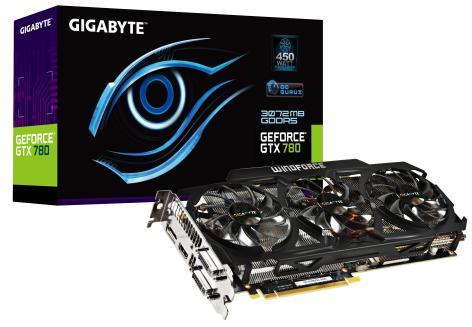 Gigabyte's brand new GeForce GTX 780 Overclock (OC) Edition graphics card