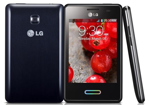 LG Optimus L3 II - PhP 4,990