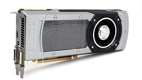 On paper, NVIDIA's latest GeForce GTX 770 looks to be an update of last year's epic GeForce GTX 680.