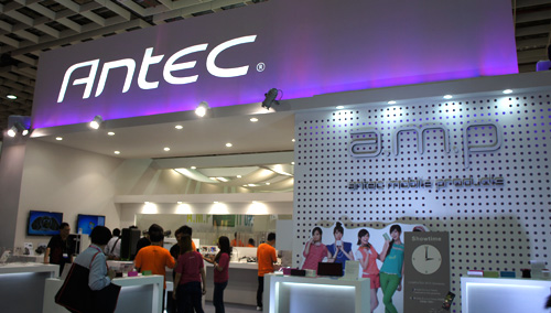 Antec is focusing on strengthening and expanding its a.m.p. portfolio of products this year.