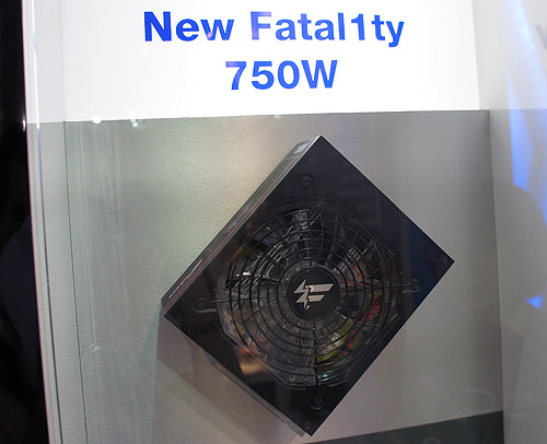 The new Fatal1ty PSUs are Haswell ready and 80+ certified.