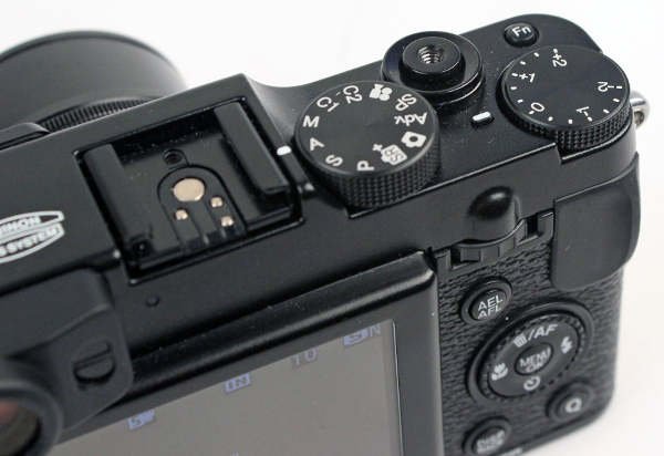 It's convenient to have a dedicated exposure compensation dial; just remember to reset it once you're done shooting.