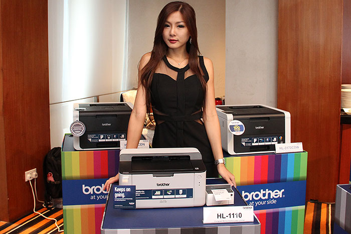 Brother Launches New Mono Laser and Color LED Printers and