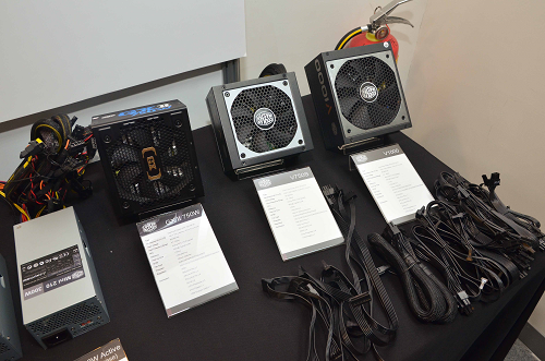 Expect new PSUs from Cooler Master to arrive soon