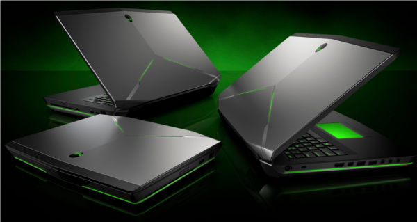 Alienware Family.