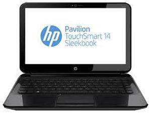 HP Pavilion TouchSmart 14 Sleekbook