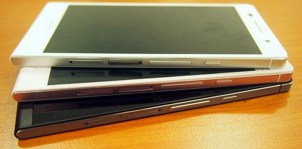 Hands-on: Huawei Ascend P6 - HardwareZone.com.sg