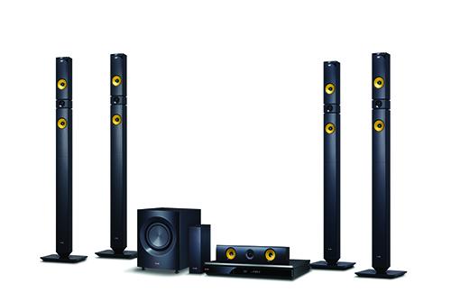 LG BH9530TW surround speaker