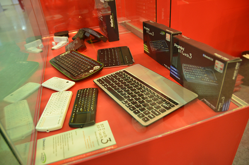 Magic-Pro also manufactures accessories such as Bluetooth keyboards for mobile devices.