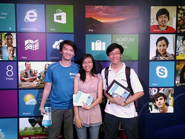Team vSoft Studio members: Minh Quoc Huy Cao, Quyen Tran Nguyen Tu, Hy Nguyen Quy