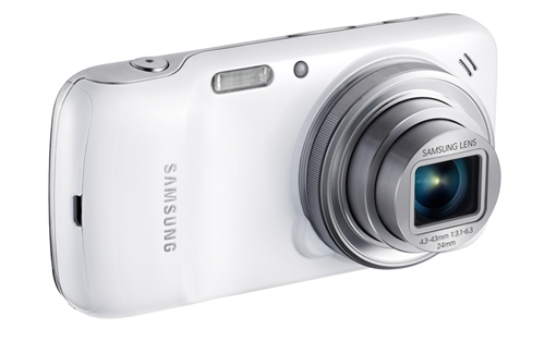 Is the Samsung Galaxy S4 Zoom a phone or a camera? It looks like a camera, but functions like a phone. <br> Image source: Samsung